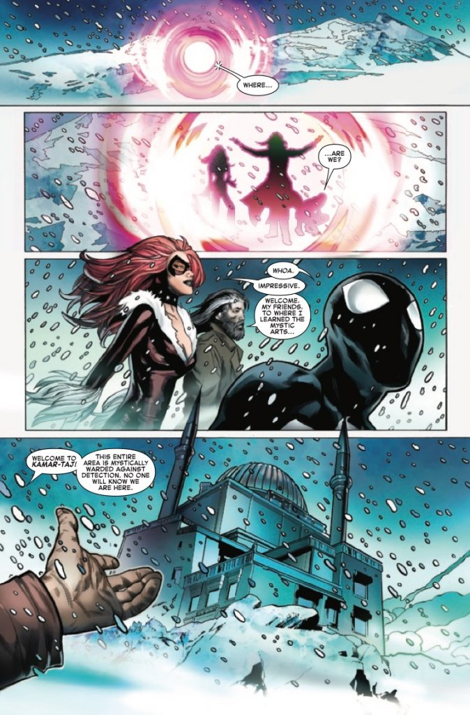 Marvel Preview: Symbiote Spider-Man: Alien Reality (2019-) #3 (of 5)