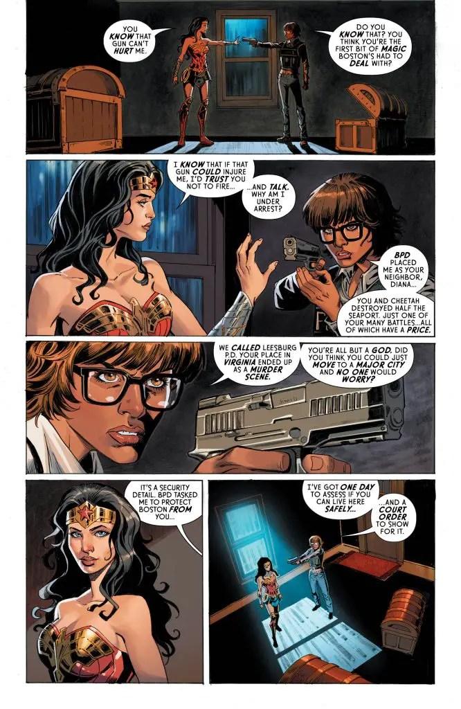 Wonder Woman #751 Review