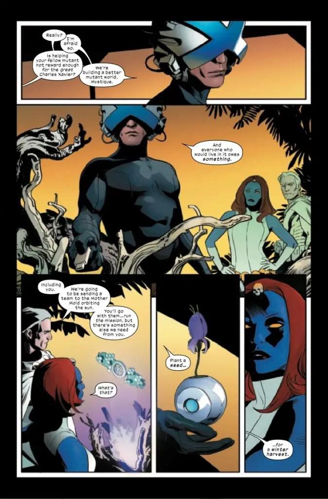 X-Men #6 Review
