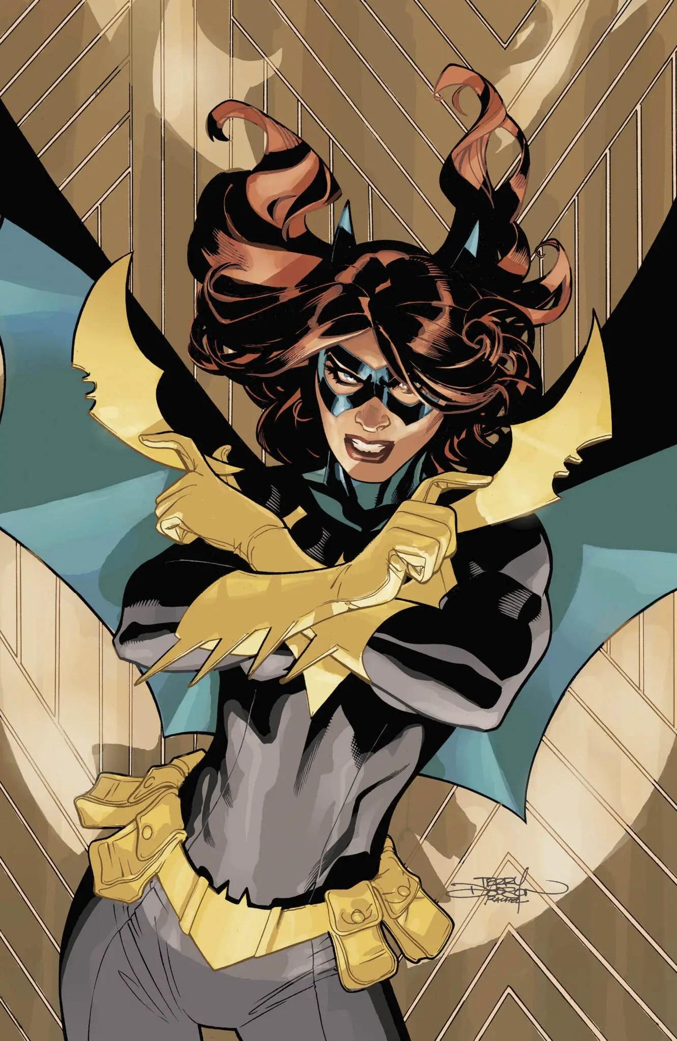 Batgirl #44 Review