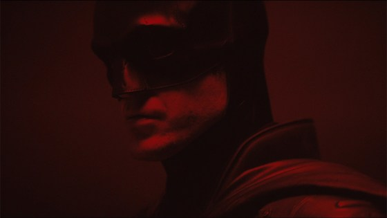 First look at Robert Pattinson as 'The Batman'