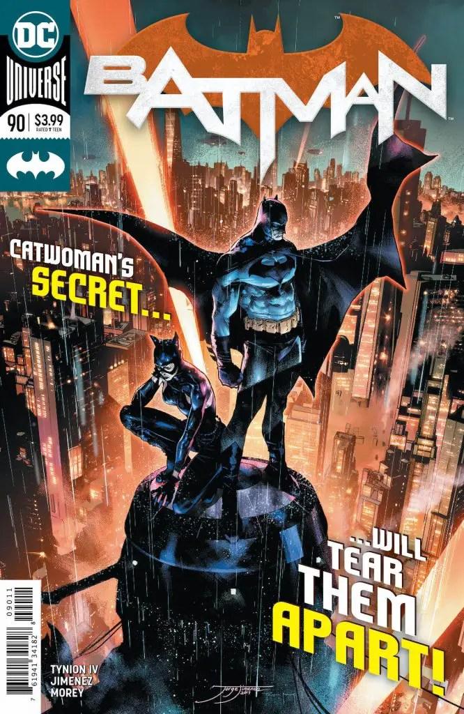 DC Preview: Batman #90