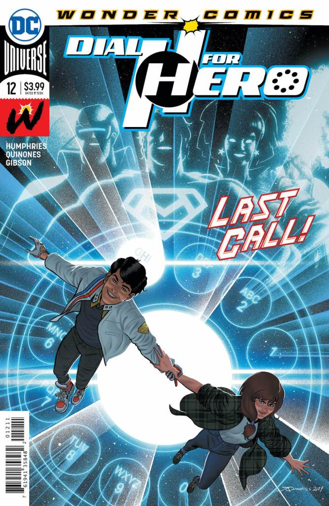 DC Preview: Dial H For Hero #12