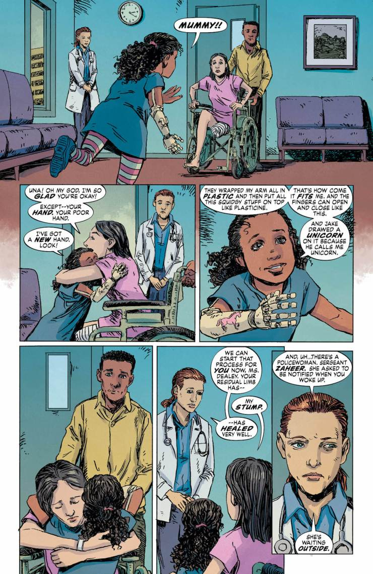 DC Preview: The Dollhouse Family #4