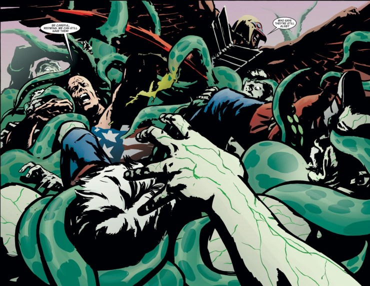 'Earth X' is stranger than you remember (TPB Review)