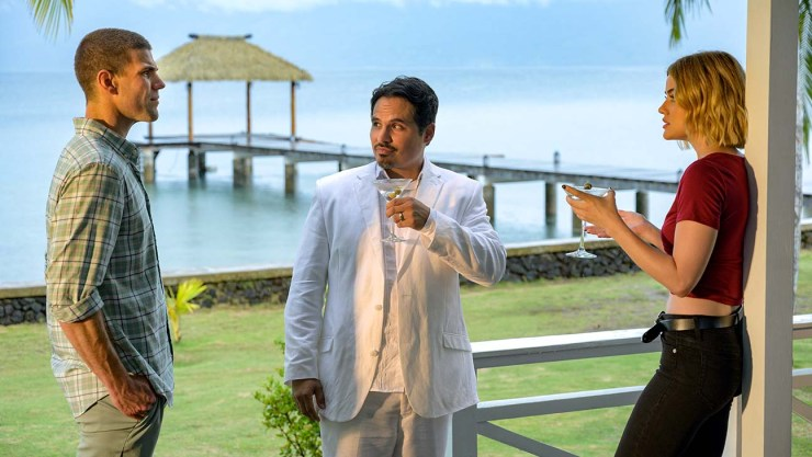 Fantasy Island (2020) Review: Average thriller has its ups and downs