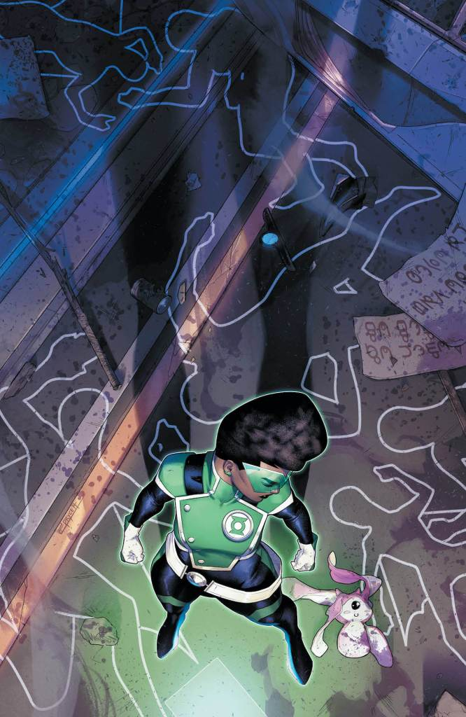 DC Preview: Far Sector #4