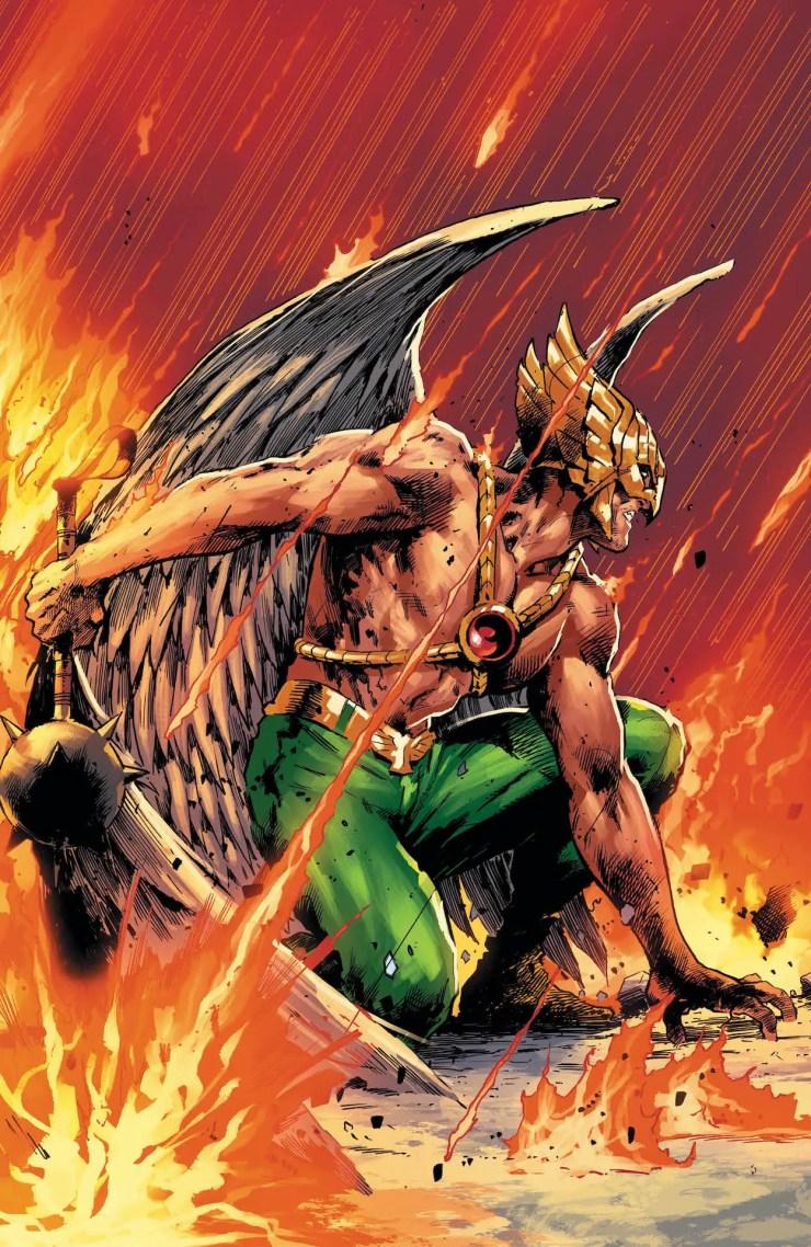 DC Preview: Hawkman #21