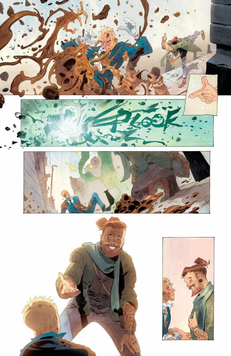DC Preview: John Constantine: Hellblazer (2019-) #4