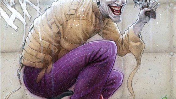 Everything Dr. Ben Arnell knew is wrong. Who can he turn to? The Joker waits with open arms...and all he needs from Ben is open cell doors! The unbelievable psychological thriller from the creators of Gideon Falls hits a fever pitch and crashes to its decisive finale...or does it?