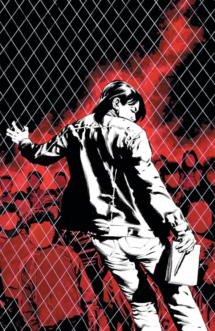 DC Preview: Lois Lane #9