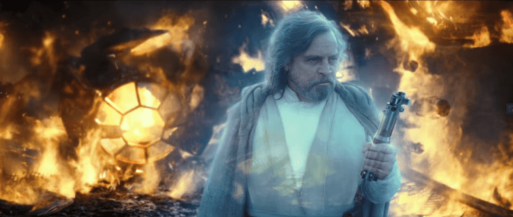 'Star Wars: The Rise of Skywalker' changes the conversation -- about ghosts