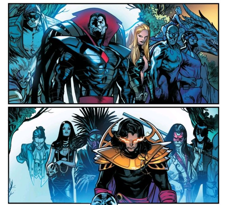 X-Men Foreign Policy #7 - How can Krakoa's mutants reconcile with their oppressors?
