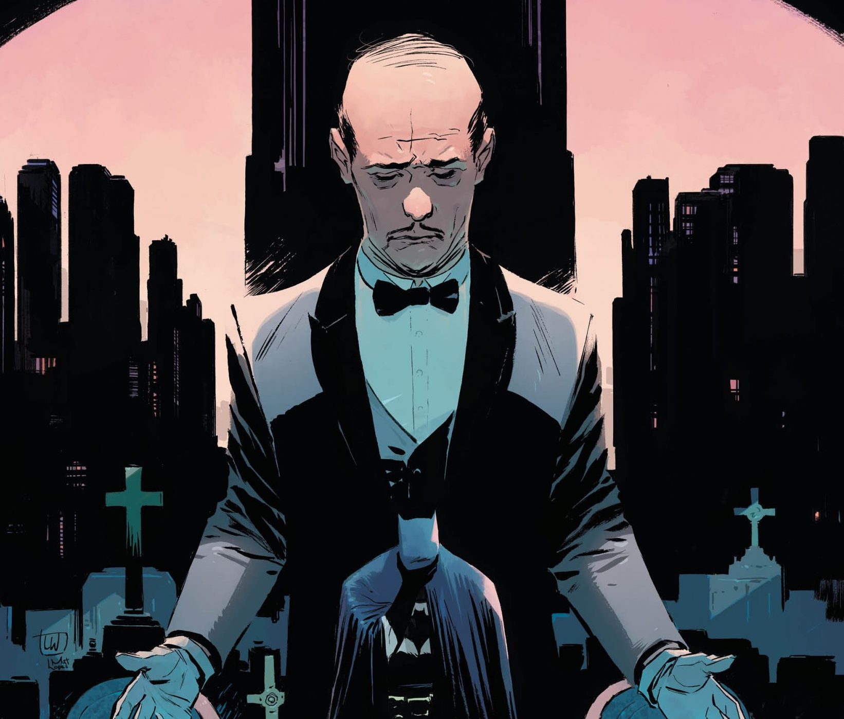 Batman: Pennyworth R.I.P. #1 Review