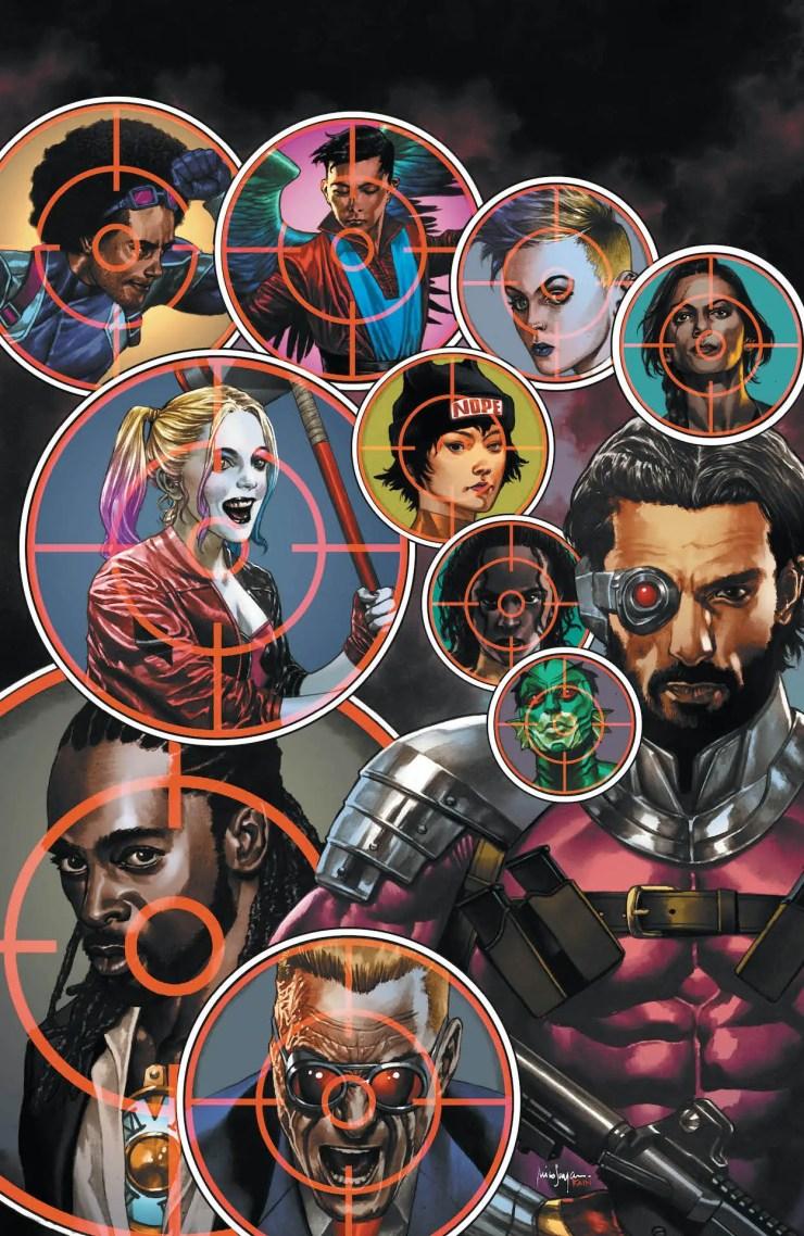 DC Preview: Suicide Squad #3