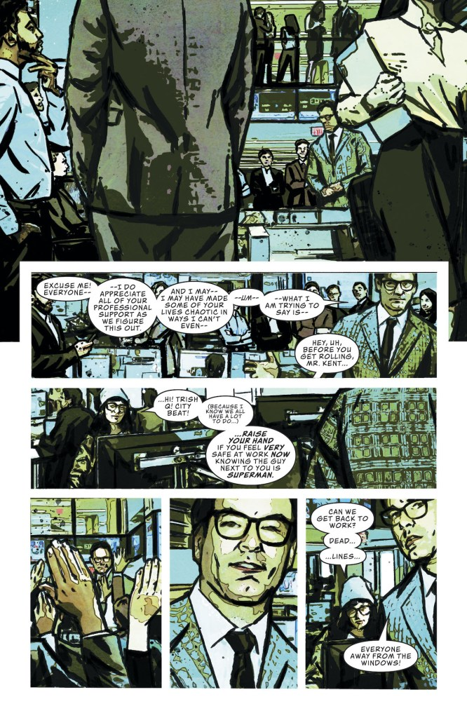 DC Preview: Superman Villains #1