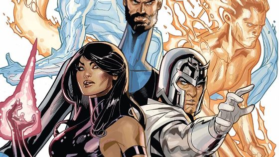 X-Men/Fantastic Four continues to be one of the best titles at Marvel.
