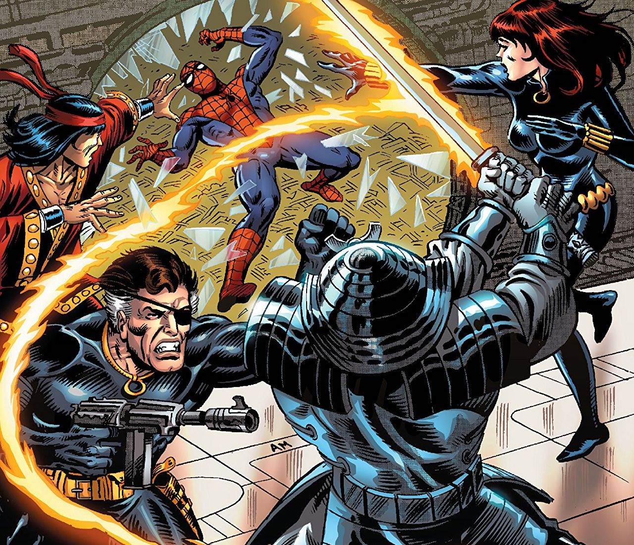 Black Widow: Marvel Team-Up Review