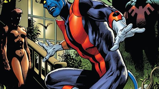 Giant-Size X-Men: Nightcrawler has almost nothing to do specifically with Nightcrawler, but not to worry! It's still very good.