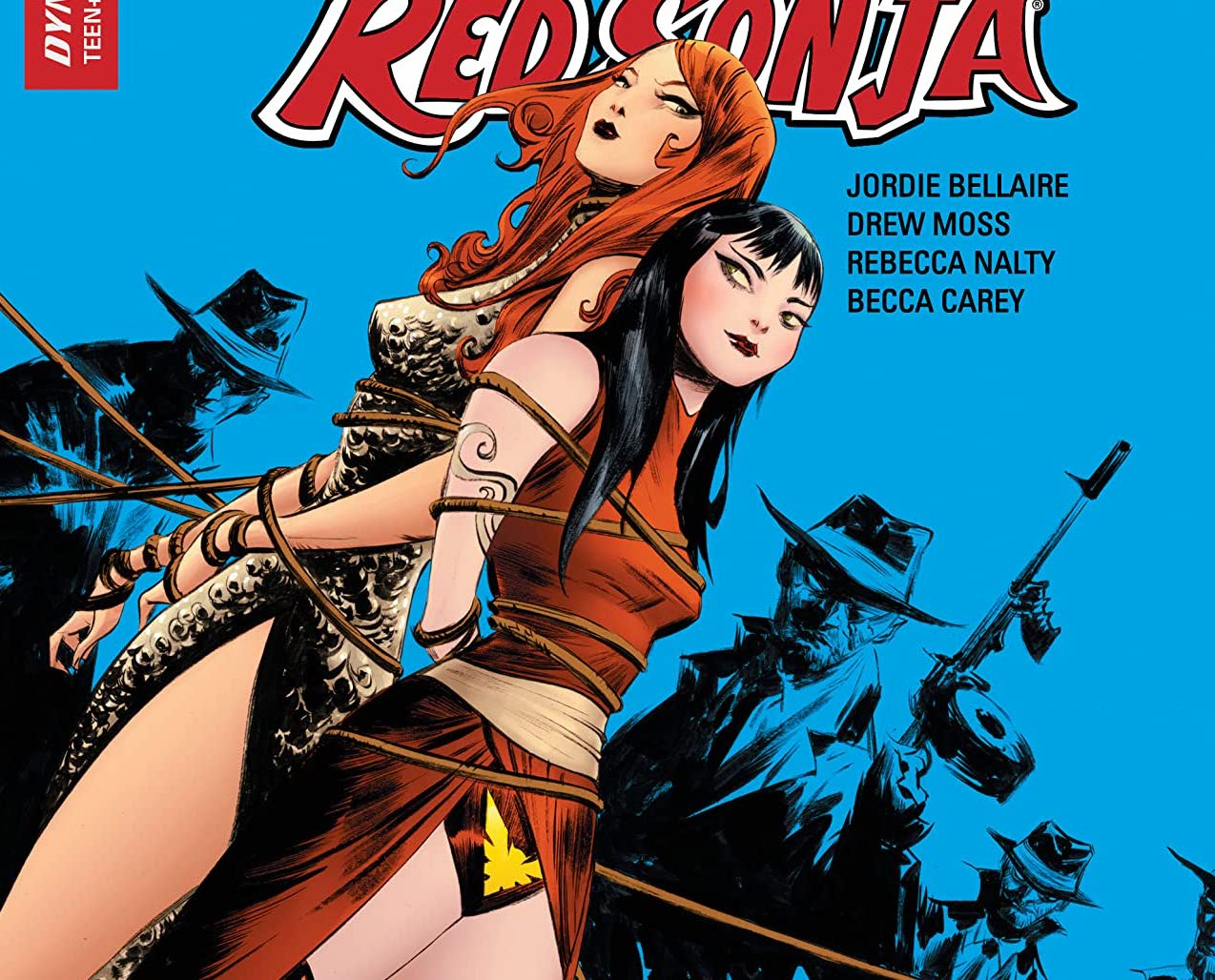Vampirella/Red Sonja #7 Review
