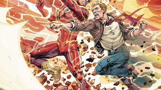 The Flash celebrates its 750th issue with a series of disconnected short stories.