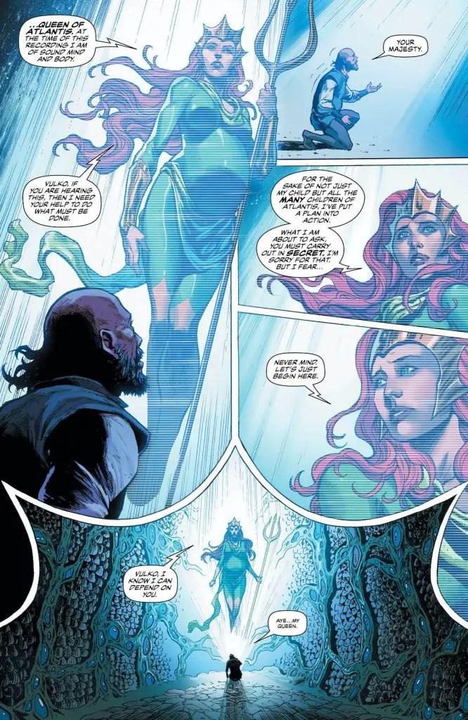 DC Preview: Aquaman #58