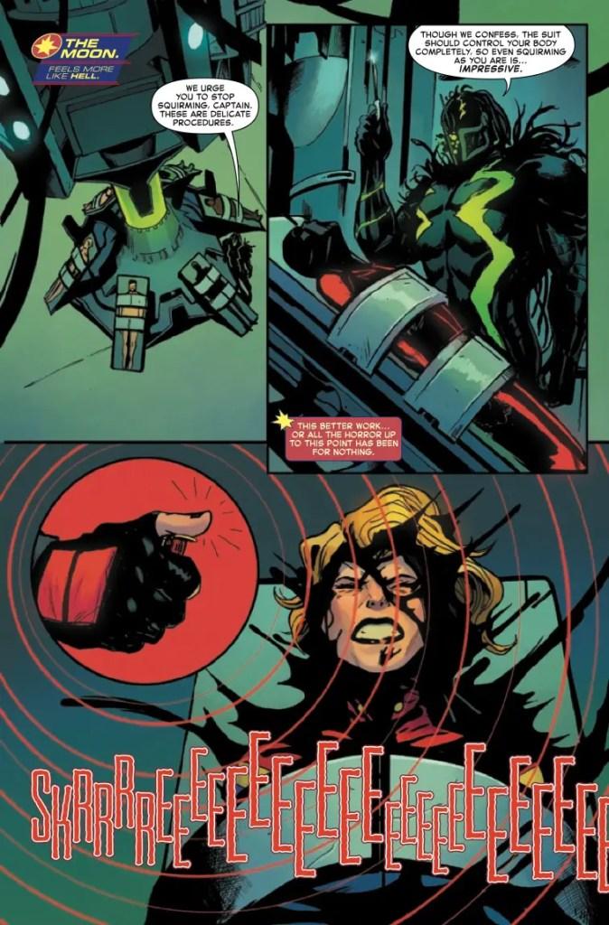 Marvel Preview: Captain Marvel #16