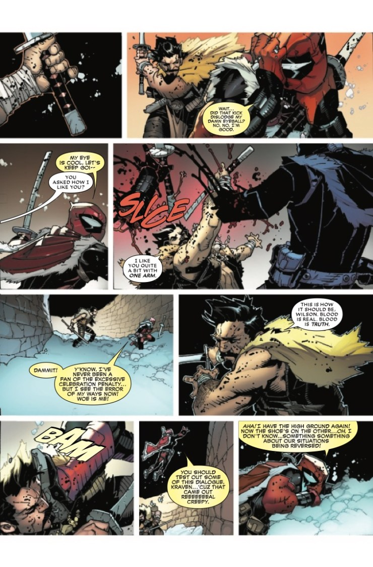 Marvel Preview: Deadpool #4