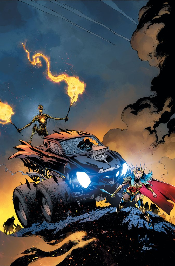 """Dark Nights: Death Metal #2 First Look: Scott Snyder and Greg Capullo ask fans, """"Are you guys ready?"""""""
