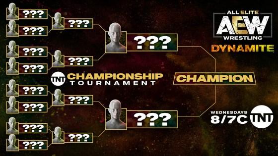 AEW announces new TNT CHAMPIONSHIP title belt