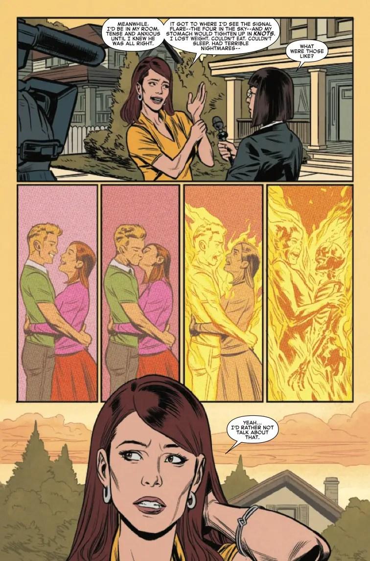 Marvels Snapshots: Fantastic Four #1 Review