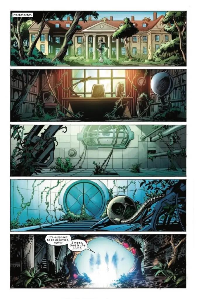 Marvel Preview: X-Men: Giant-Size Nightcrawler #1