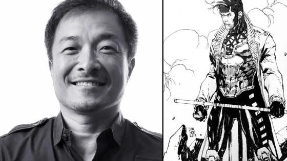 C2E2 day two: Jim Lee Spotlight panel - Talking his own origin, Dan Didio's exit, and X-Men's Gambit