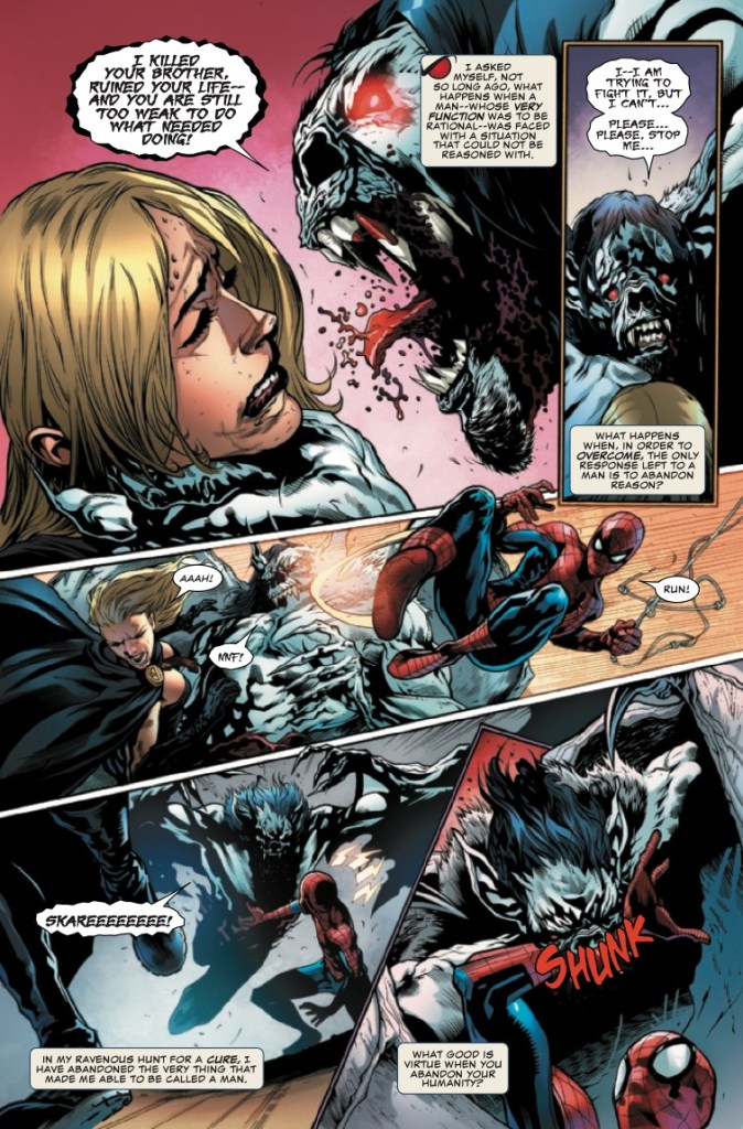 Marvel Preview: Morbius #5