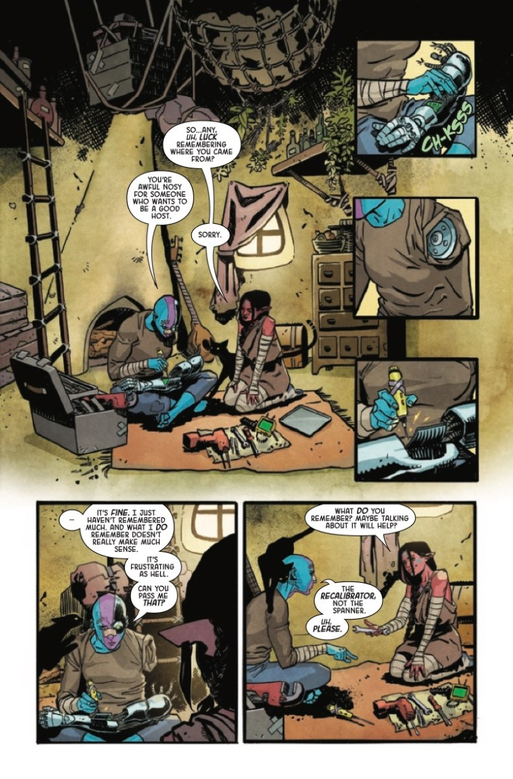 Marvel Preview: Nebula #2