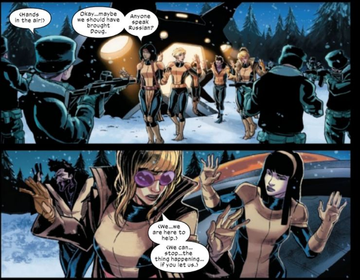 New Mutants #9 Review