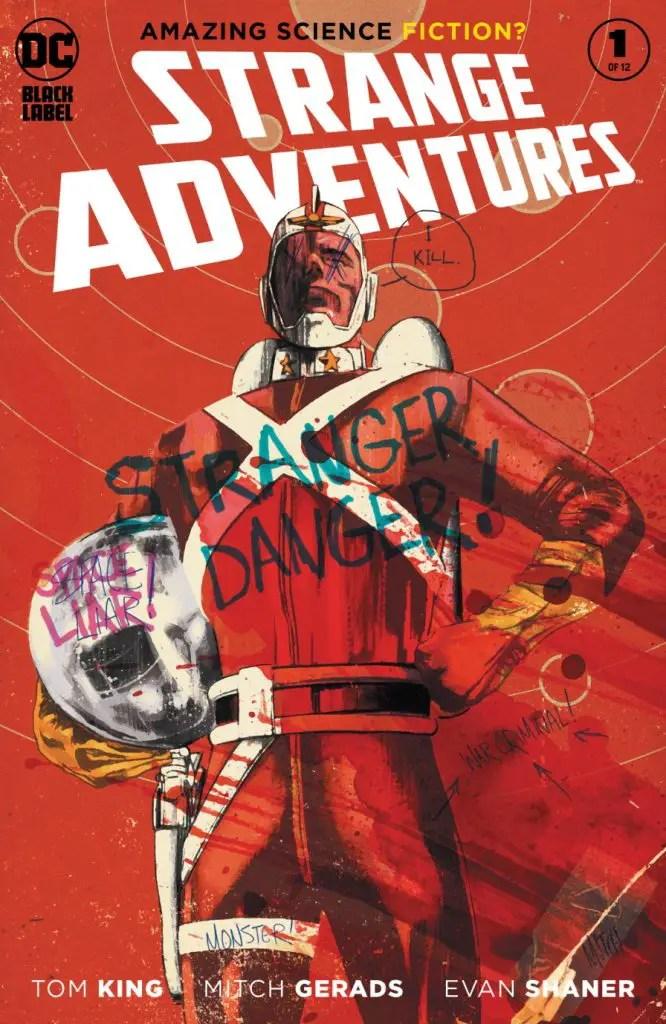 Strange Adventures #1 review