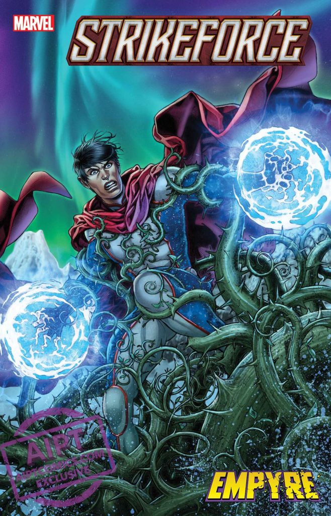 Empyre State of Mynd #2: Tom Brevoort talks tie-in titles and Teddy the Tyrant?