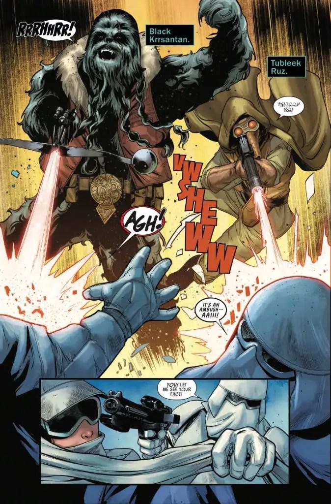 Marvel Preview: Star Wars: Doctor Aphra #1