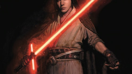 The Rise of KYLO REN concludes, as BEN SOLO, once the Jedi's greatest hope, is swallowed by the Dark Side. It is his destiny - and if there was ever another path, SNOKE and the KNIGHTS OF REN made certain he could not see it. From Ben, to Ren... and now he is lost.