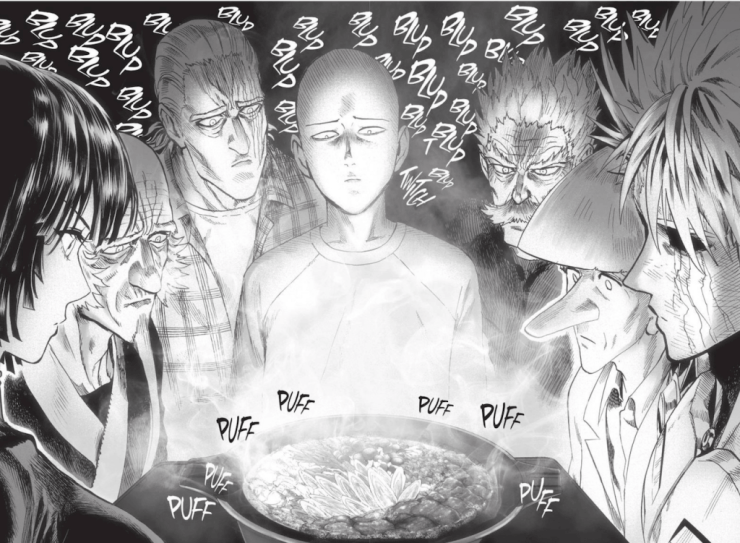 One-Punch Man Vol. 19 Review