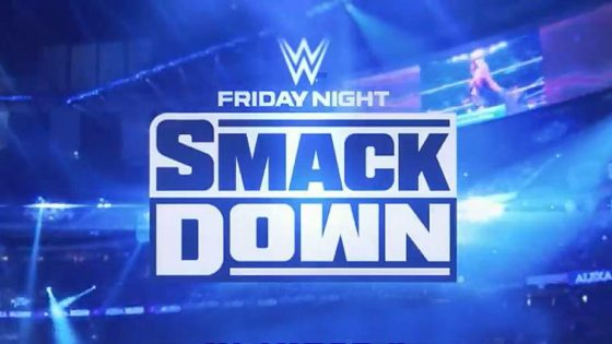 Friday Night SmackDown, live from...the WWE Performance Center?