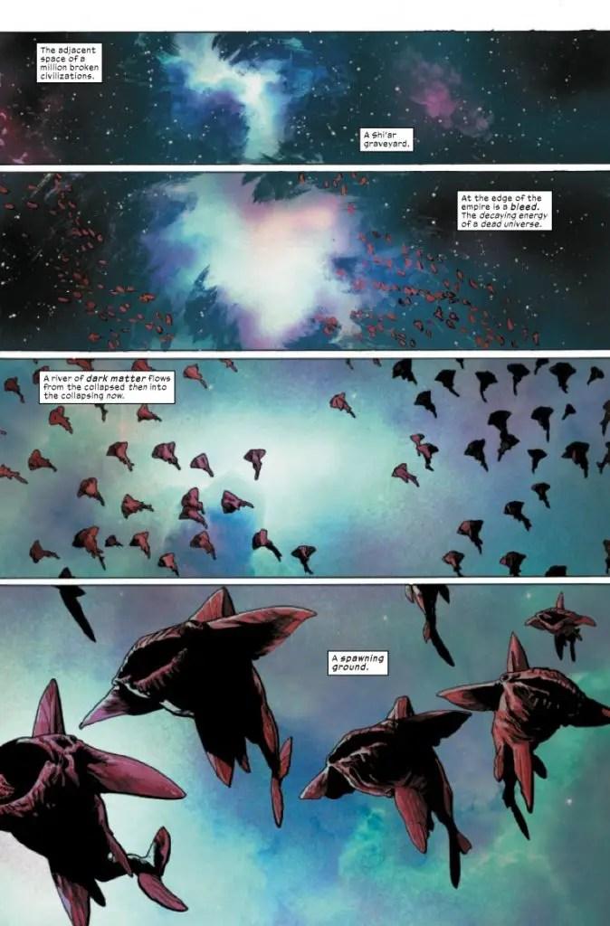 Marvel Preview: X-Men #8