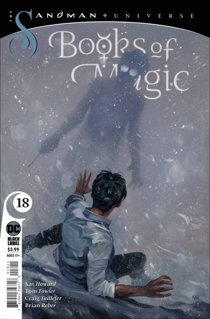 DC Preview: Books Of Magic #18