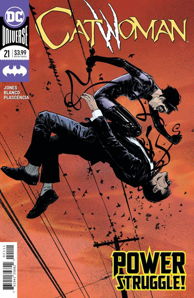 DC Preview: Catwoman #21
