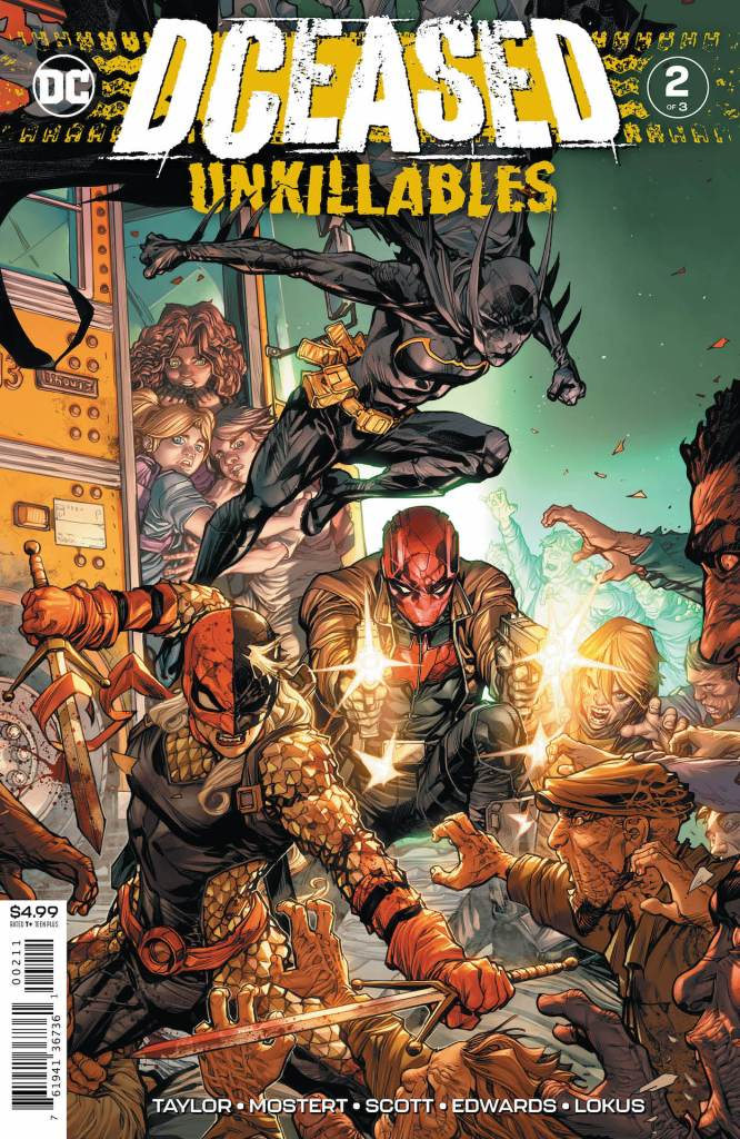 DC Preview: DCeased: Unkillables #2