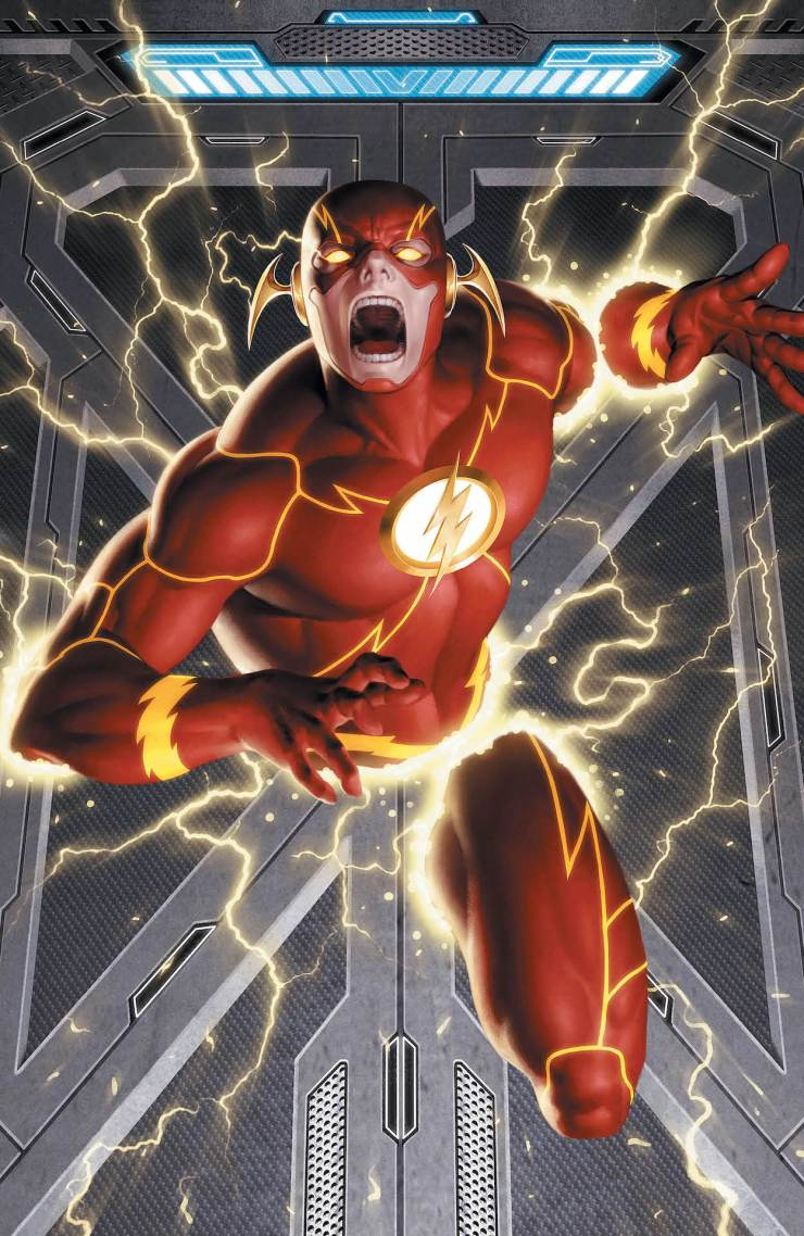 DC Preview: The Flash #752