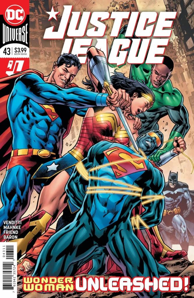 DC Preview: Justice League #43