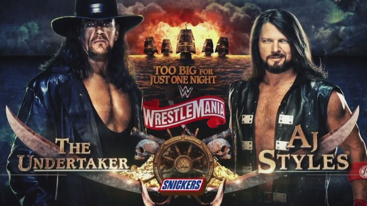 Five things WrestleMania's Boneyard Match could be