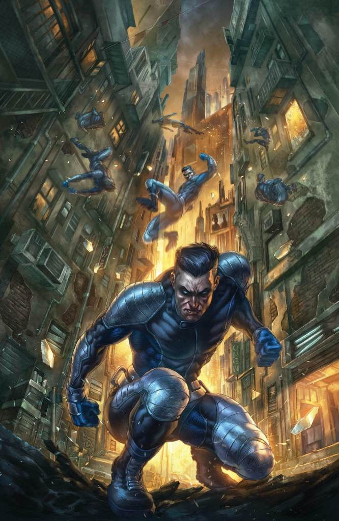 DC Preview: Nightwing #70